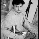 Donald Baechler, 1993, New York