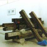 Status quo vadis, 1980, Installation, Kunstmuseum Thun