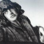 Katrin Nyffenegger, 1982, Kaltnadel und Mezzotinto, 24 x 31cm