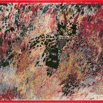 Ohne Titel, 1974 Mischtechnik auf Papier 31.5 x 73.3 cm Sammlung Suzanne Baumann, Marfeldingen