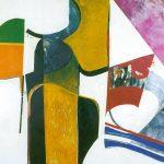 Ohne Titel, 1964 Öl auf Leinwand, 135 x 150 cm