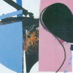 Ohne Titel, 1965 Öl auf Karton, 69 x 98.5 cm